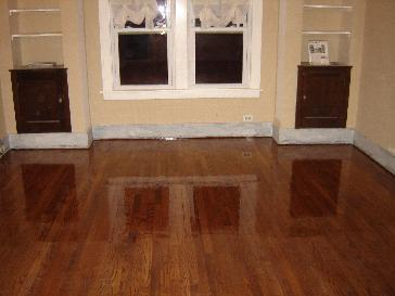 Video Sanding And Staining Old Hardwood Floors 63