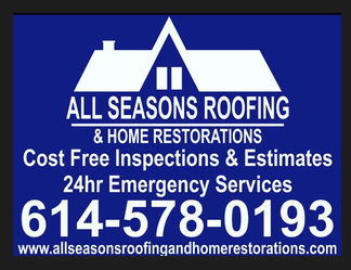 All Seasons Roofing And Home Restorations Llc