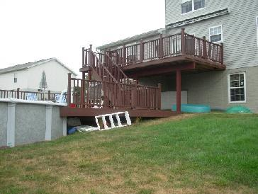 Orris 2 Level Deck Pictures And Photos