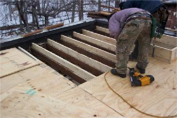 Reslope A Flat Roof Pictures And Photos