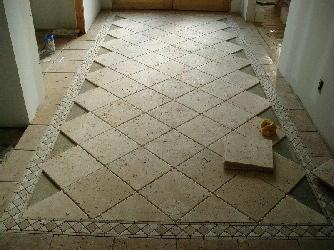 3 - Foyer Tile Design Ideas