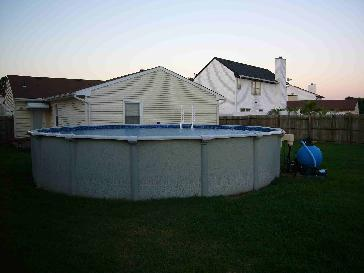 Above Ground Pools Pictures And Photos