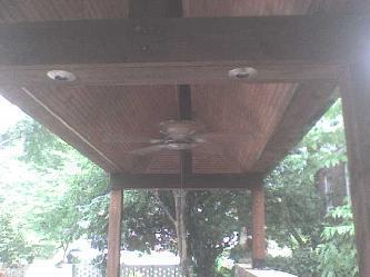 Outdoor Kitchen Copper Awning Pictures And Photos