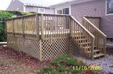 16 X 16 Deck Pictures And Photos