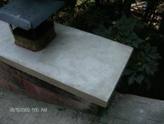 Chimney Crown Repair Pictures And Photos