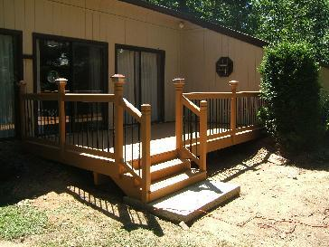 200 sq ft deck pictures and photos
