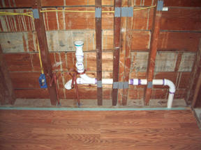 Rough In Amp Finsh Kitchen Plumbing Pictures And Photos