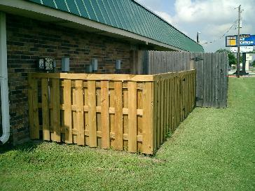 Shadowbox Fence Pictures And Photos