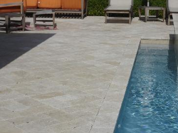 Limestone Pool Deck Pictures And Photos