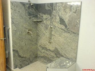Granite Showers Pictures And Photos