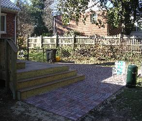 Open Trex Deck Amp Paver Patio Pictures And Photos