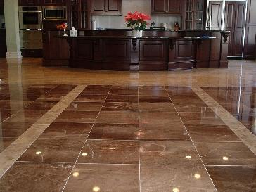 Brown Marble Floor Restoration Pictures And Photos