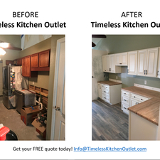 Timeless Kitchen Outlet Celberry