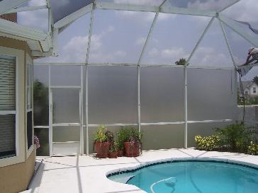 Pool Privacy Screen florida glass (privacy screen) pictures and photos