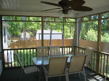 Screen Porch Deck Pictures And
