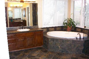 Roman tub and shower Pictures Photos