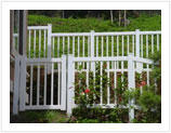 Aluminum or Steel Fence