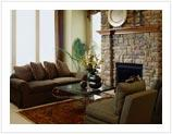 Brick or Stone Fireplace2