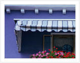 Fabric Awning or Patio Cover2